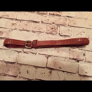 G-Star raw leather belt